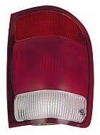 2000-2000 Ford Ranger Tail Light Rear Brake Lamp - Right (Passenger)