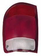 2000-2000 Ford Ranger Tail Light Rear Brake Lamp - Left (Driver)