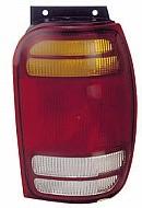 2001-2001 Ford Explorer Tail Light Rear Lamp - Right (Passenger)