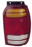 1998 - 2001 Mercury Mountaineer Rear Tail Light Assembly Replacement / Lens / Cover - Right (Passenger)