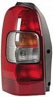 2005-2005 Pontiac Montana Tail Light Rear Lamp - Left (Driver)