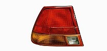 1996 - 1997 Saturn S Rear Tail Light Assembly Replacement / Lens / Cover - Left (Driver)