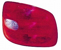 1997 - 2000 Ford F-Series Heritage Pickup Tail Light Rear Lamp - Left (Driver)