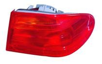 1998 - 1999 Mercedes Benz E430 Tail Light Rear Lamp - Right (Passenger)