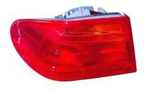 1998 - 1999 Mercedes Benz E430 Rear Tail Light Assembly Replacement / Lens / Cover - Left (Driver)
