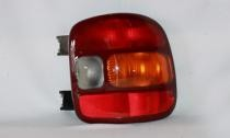 1999 - 2003 Chevrolet Chevy Silverado Tail Light Rear Lamp (Stepside) - Right (Passenger)