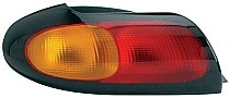 1996 - 1997 Ford Taurus Tail Light Rear Lamp - Left (Driver)