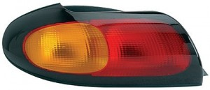 1996-1997 Ford Taurus Tail Light Rear Lamp - Left (Driver)