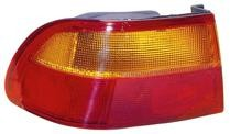 1992-1995 Honda Civic Tail Light Rear Lamp (Coupe/Sedan / Quarter Panel Mounted) - Left (Driver)