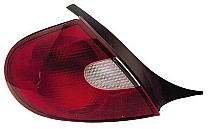 2000 - 2001 Plymouth Neon Tail Light Rear Lamp - Left (Driver)