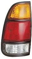 2000 - 2006 Toyota Tundra Pickup Tail Light Rear Lamp (Regular & Access Cab) - Left (Driver)