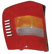 1999 - 2002 Jeep Grand Cherokee Rear Tail Light Assembly Replacement / Lens / Cover - Left (Driver)