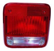 1985 - 1996 GMC Savana Rear Tail Light Assembly Replacement / Lens / Cover - Left (Driver)
