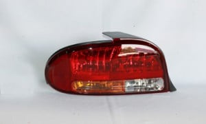 1998-2002 Oldsmobile Intrigue Tail Light Rear Lamp - Left (Driver)