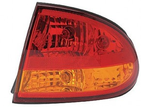 1999-2004 Oldsmobile Alero Tail Light Rear Lamp - Right (Passenger)