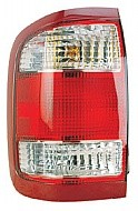 1999 - 2004 Nissan Pathfinder Tail Light Rear Lamp - Left (Driver)