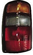 2004 - 2006 Chevrolet (Chevy) Blazer Rear Tail Light Assembly Replacement / Lens / Cover - Right (Passenger)