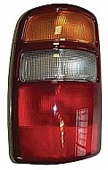 2000 Chevrolet Chevy Tahoe Tail Light Rear Lamp (except Z71)- Left (Driver)