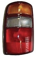 2000 GMC Yukon Tail Light Rear Lamp - Left (Driver)