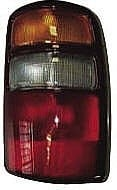 2004 - 2006 Chevrolet (Chevy) Blazer Rear Tail Light Assembly Replacement / Lens / Cover - Left (Driver)