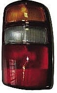 2004-2006 Chevrolet (Chevy) Blazer Tail Light Rear Lamp - Left (Driver)