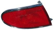 1997 - 2005 Buick Century Rear Tail Light Assembly Replacement / Lens / Cover - Right (Passenger)