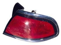1997 - 1999 Buick LeSabre Rear Tail Light Assembly Replacement / Lens / Cover - Right (Passenger)