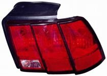 1999 - 2004 Ford Mustang Rear Tail Light Assembly Replacement (Excluding Cobra) - Right (Passenger)