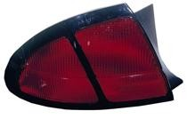 1995 - 1996 Chevrolet (Chevy) Lumina Coupe + Sedan Rear Tail Light Assembly Replacement / Lens / Cover - Left (Driver)