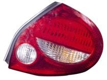 2000 - 2001 Nissan Maxima Tail Light Rear Lamp (GXE + GLE) - Right (Passenger)