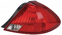 2000 - 2003 Ford Taurus Rear Tail Light Assembly Replacement / Lens / Cover - Right (Passenger)