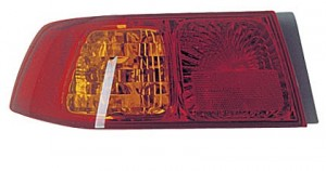 2000-2001 Toyota Camry Tail Light Rear Lamp (NAL Design Lamps / Japan Built) - Left (Driver)