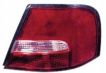 2000 - 2001 Nissan Altima Rear Tail Light Assembly Replacement / Lens / Cover - Right (Passenger)