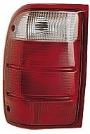2001 - 2005 Ford Ranger Tail Light Rear Lamp - Left (Driver)
