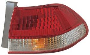 2001-2002 Honda Accord Tail Light Rear Lamp - Right (Passenger)
