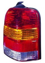 2001 - 2007 Ford Escape Rear Tail Light Assembly Replacement / Lens / Cover - Right (Passenger)