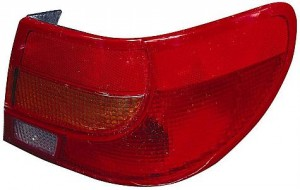 2000-2002 Saturn S Tail Light Rear Lamp - Right (Passenger)