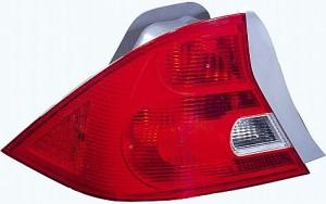 2001-2003 Honda Civic Tail Light Rear Lamp - Left (Driver)