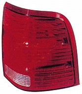 2002 - 2005 Ford Explorer Rear Tail Light Assembly Replacement / Lens / Cover - Right (Passenger)