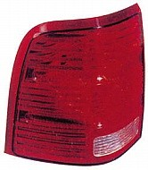 2002 - 2005 Ford Explorer Rear Tail Light Assembly Replacement / Lens / Cover - Left (Driver)