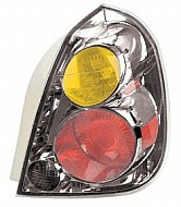 2002-2004 Nissan Altima Tail Light Rear Brake Lamp - Right (Passenger)
