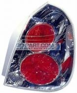 2005-2006 Nissan Altima Tail Light Rear Lamp - Right (Passenger)