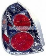 2005-2006 Nissan Altima Tail Light Rear Lamp - Left (Driver)