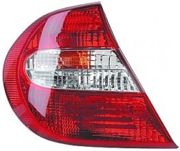 2002-2004 Toyota Camry Tail Light Rear Lamp - Left (Driver)