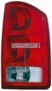 2002-2006 Dodge Ram Tail Light Rear Brake Lamp - Right (Passenger)