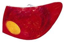 2003 - 2004 Toyota Corolla Rear Tail Light Assembly Replacement / Lens / Cover - Right (Passenger)