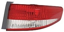 2003 - 2004 Honda Accord Rear Tail Light Assembly Replacement / Lens / Cover - Right (Passenger)