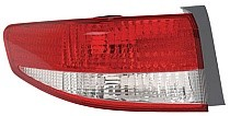 2003 - 2004 Honda Accord Rear Tail Light Assembly Replacement / Lens / Cover - Left (Driver)