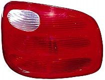 2004-2004 Ford F-Series Light Duty Pickup Tail Light Rear Lamp (Flareside / without Lightning / from 2/12/00) - Left (Driver)