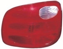 2004 Ford F-Series Light Duty Pickup Tail Light Rear Lamp (Flareside / without Lightning / from 2/12/00) - Left (Driver)